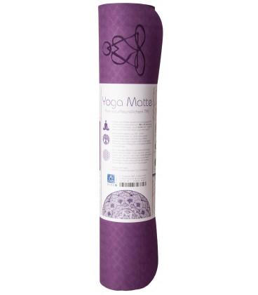 Tapis Yoga Violet