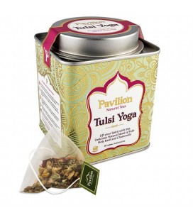 Thé Ayurvédique Bio Tulsi Yoga - Apaisant
