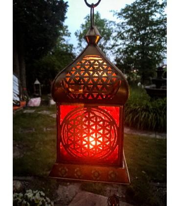 Lampe déco Fleur de Vie