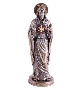 Statue du maitre Saint Germain