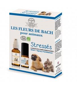 Fleur de Bach Bio - Animaux stressés