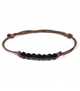 Bracelet Tourmaline 6 mm