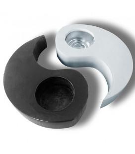 Bruleur encens yin-yang
