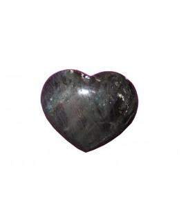 Cœur en Labradorite de 6cm