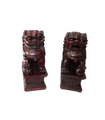 vente lions de fo ou chiens protecteurs objets de d coration feng shui la boutique du feng shui. Black Bedroom Furniture Sets. Home Design Ideas
