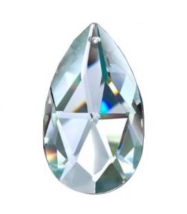 Goutte en cristal 60mm