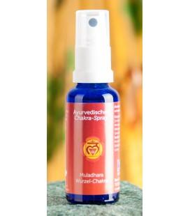 Spray Ayurvedique Chakra Racine - Muladhara